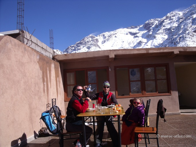 Voyage au Maroc en janvier 2015