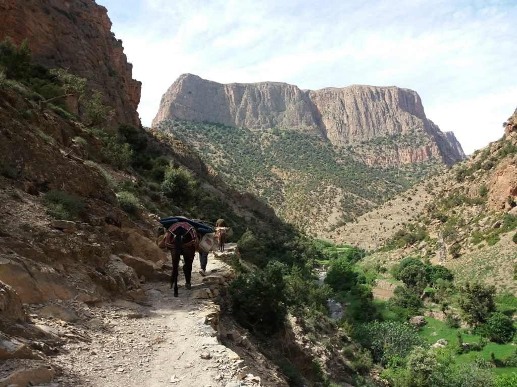 Excursion des Vallées, Vacances au Maroc