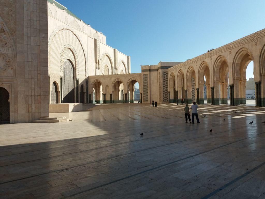 Villes impériales et Desert, Voyage au Maroc
