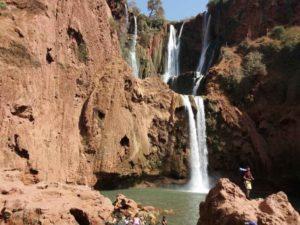 excursion ouzoud3 du voyage au maroc