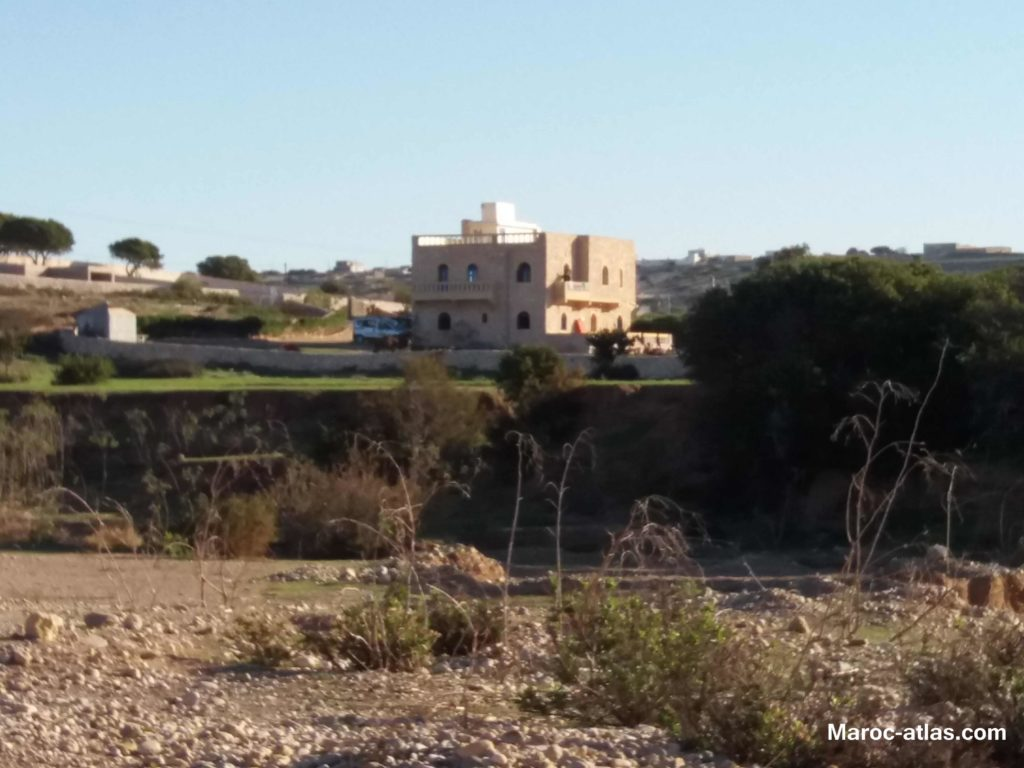Maroc Atlas Gîte chez Aziz à Sidi Kaouki - Janvier 2018