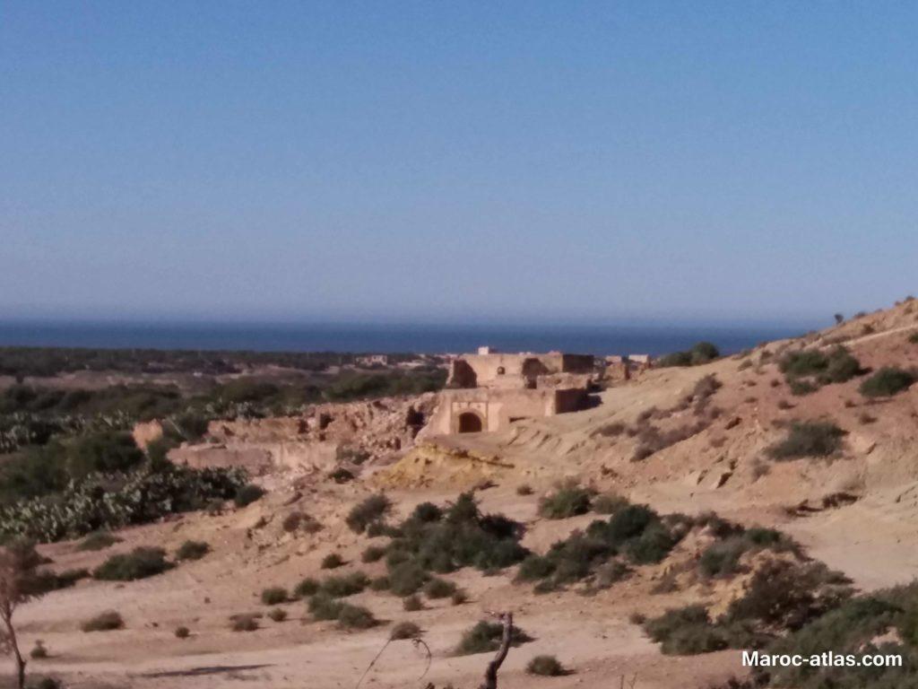 Maroc Atlas ancien village Sidi Kaouki-Janvier 2018