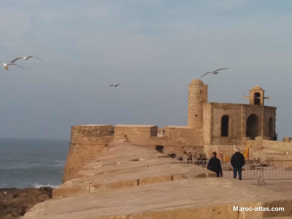 Maroc Atlas ancien ville d'Essaouira Mogador - Janvier 2018