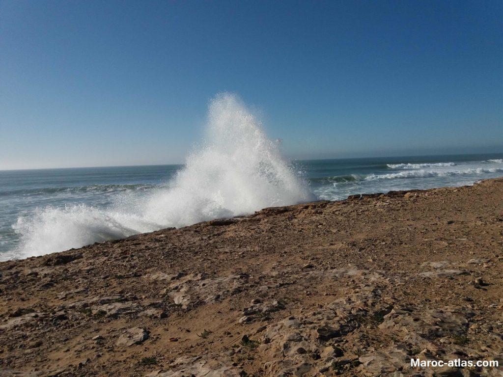 Maroc-Atlas côte atlantique- Janvier2018