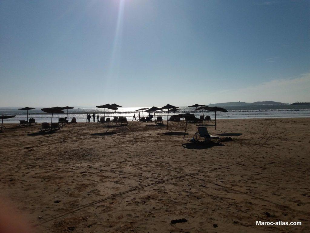 Maroc atlas plage de Sidi Kaouki - Janvier 2018